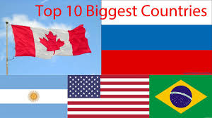 Countries Of The World Flags Top 10 Largest Countries Of The World By Size U2013 Best Top 10 Lists