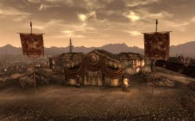 Fallout Nv Map by Caesar U0027s Tent Fallout Wiki Fandom Powered By Wikia