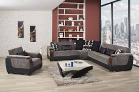 leather and microfiber sectional sofa fascinating modern microfiber sectional sofas 75 on extra large