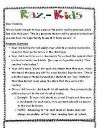 welcome letter to students and parents back to