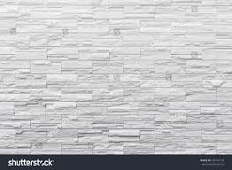 Modern Brick Wall by Modern White Brick Wall Rock Wall Stock Photo 248107159 Shutterstock