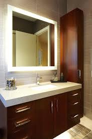 Lighted Bathroom Medicine Cabinets Lighted Bathroom Cabinets Gilriviere