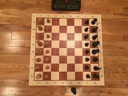 my new tournament chess set wood chess forums chess com