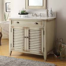 Cottage Bathroom Vanities by Beige Abbeville Bathroom Vanity Cf 28324