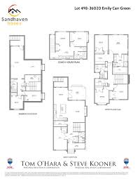 Coach House Floor Plans by Sandhaven Homes U2013 Live Auguston