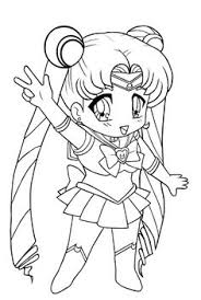 http colorings anime chibi coloring pages girls sailor