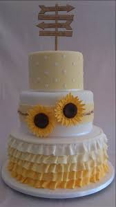 How To Decorate Cake At Home by Best 25 Sunflower Cakes Ideas On Pinterest Sunflower Cake Ideas