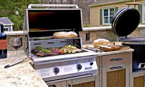 outdoor kitchen lowes newage products outdoor kitchen classic