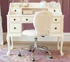 Girls White Desk With Hutch by Hailey Desk U0026 Low Hutch Pottery Barn Kids