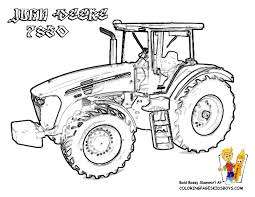 coloring kids deer tractor at yes coloring john deere tractor