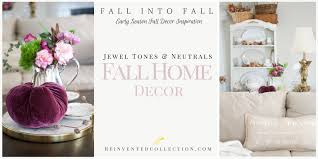 jewel tone fall decor french country home decor party decor