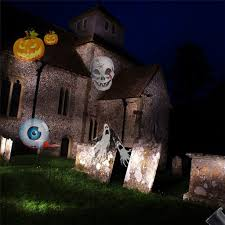 halloween light display projector 12 pattern laser christmas lights waterproof outdoor led lighting