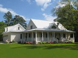 Large Country House Plans Country House Plans With Porch Modern One Story Farmhouse Style
