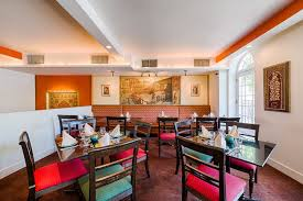 Indian Restaurant Interior Design by Indique