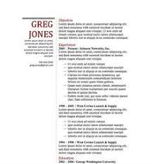 modern split page resume templates pinterest resume