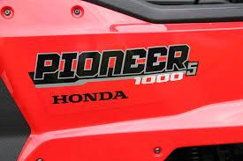 Red Roof Hendersonville Nc by 2017 Honda Pioneer 1000 5 Deluxe Utility Vehicles Hendersonville