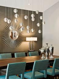 modern light fixtures dining room with fine modern dining light