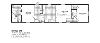 2 Bed 2 Bath House Plans Contemporary Design 2 Bedroom Bath Mobile Home 17 Best Images