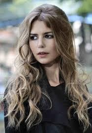 Neue Frisuren Lange Haare 2015 by Die Besten 25 Typ 4 Haar Ideen Auf Rot Lila