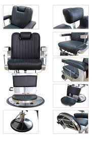 Salon Chair Parts Furniture Barber Chairs For Sale With Hydraulic Chairs And