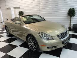 lexus convertible sc430 second hand lexus sc 430 4 3 v8 auto for sale in scunthorpe