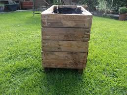 garden trough planter box eco friendly in weston super mare