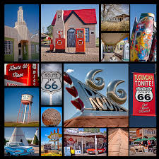 Show Route 66 Usa Map by Route 66 U2013 Best Of The West Photo Tour U2013 Greg Disch Photography