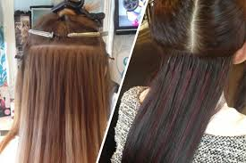 cinderella hair extensions reviews synthetic pre bonded hair extensions on and extensions