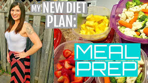 my new diet plan meal prep extreme weight loss youtube