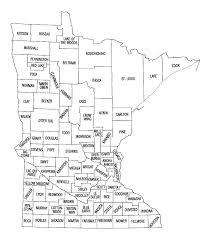 mn counties map minnesota wireless association resources
