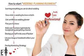 wedding planner business effective wedding planner marketing strategies