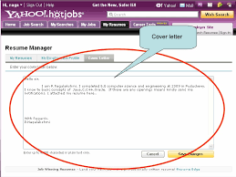 yahoo features