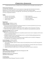 Resume Templates And Examples by Resume Examples For Every Industry And Job Myperfectresume