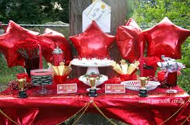 Graduation Party Centerpieces For Tables by Apartments Cool Red Homemade Table Decorations For Graduation