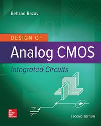 design of analog cmos integrated circuits irwin electronics