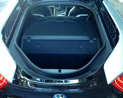bmw i8 luggage test drive 2015 bmw i8 opens the door to the future ny daily