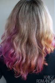 weave hairstyles with purple tips 2 color hairstyles wedding ideas uxjj me