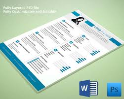 Design Resume Template Free Microsoft Word Resume Template U2013 99 Free Samples Examples