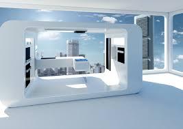 futuristic homes interior futuristic interior design style estate
