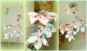 diy paper flower ornaments diy aquatechnics biz