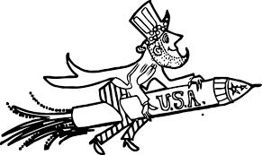 american revolution uncle sam american patriotic rocket firework