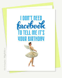 the unforgettable happy birthday cards birthday card i don t need 12107 4 50 via etsy