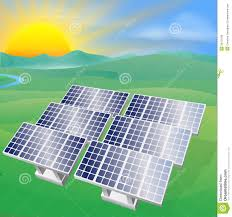 solar panels clipart solar power energy illustration royalty free stock images image