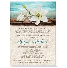 honeymoon fund bridal shower shop for couples shower invitations at artistically invited