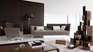 interiér v čokoládovo kávových odstínech living cz
