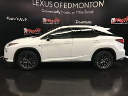 lexus rx f sport hybrid new 2017 lexus rx 350 f sport series 3 4 door sport utility in