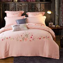 buy light pink duvet cover and get free shipping on aliexpress com