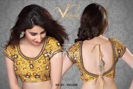 blouse ki back design long sleeved blouse