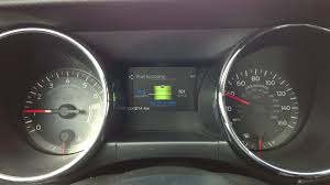 mustang gt fuel economy ford mustang gt mpg initial fuel economy results