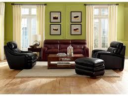 Flexsteel Leather Sofa Flexsteel Living Room Leather Sofa 1129 31 Stacy Furniture
